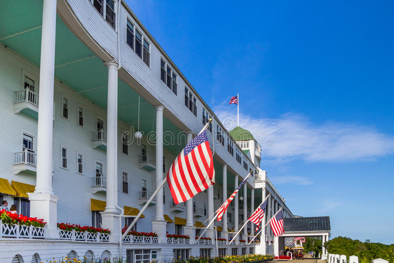 Wiktoriańskiej ery Uroczysty hotel obrazy royalty free