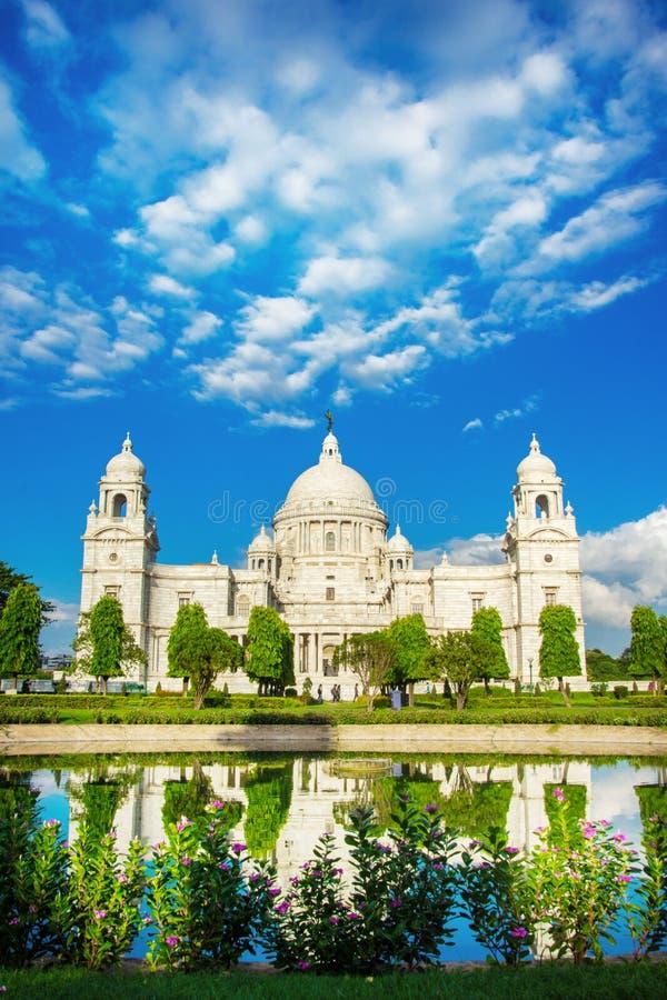 Wiktoria pamiątkowy Calcutta, India obrazy royalty free