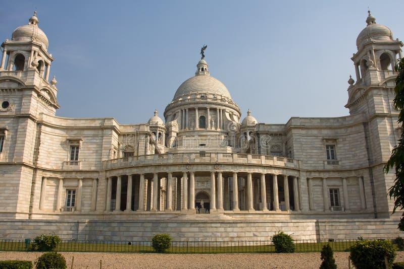 Wiktoria pomnik India - Kolkata - (Calcutta) zdjęcia stock