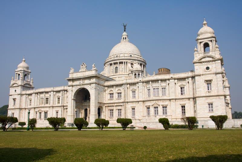 Wiktoria pomnik India - Kolkata - (Calcutta) obrazy stock