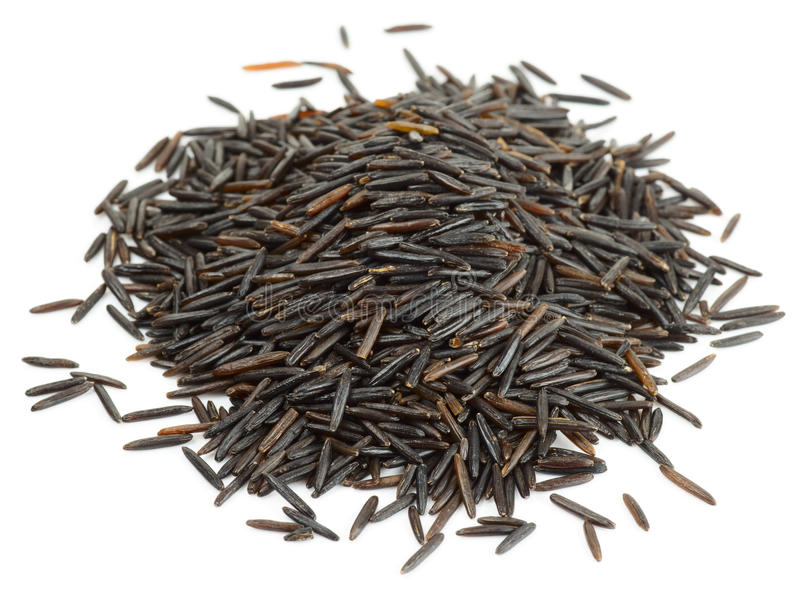 Download Wild black rice stock image. Image of healthy, plant - 28608949