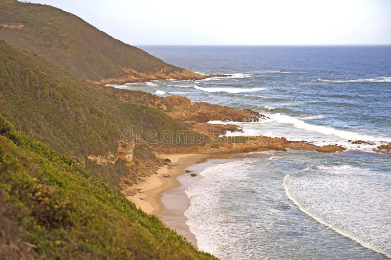 Wild Coast royalty free stock photography