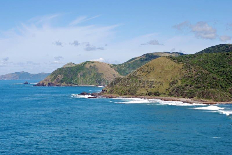 Wild Coast Transkei Stock Photo