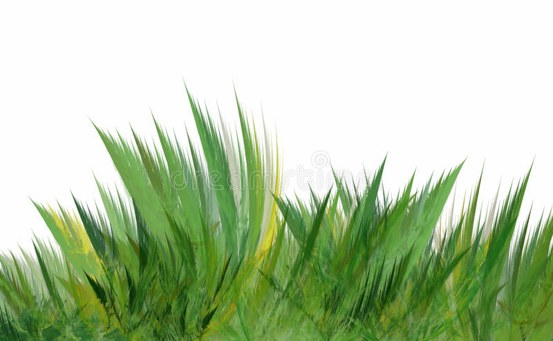Download Wild grass stock illustration. Image of grow, outdoor - 28880386