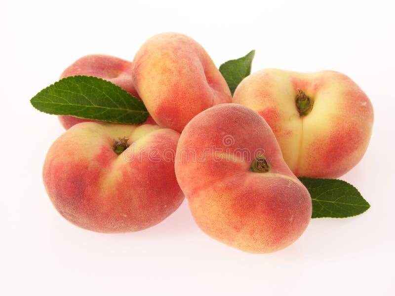 Wild peaches stock photos