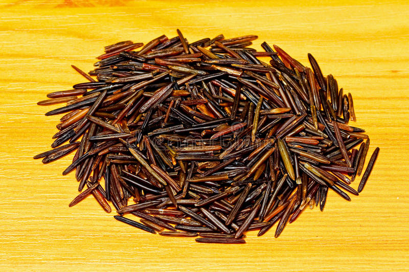 Download Wild rice stock image. Image of asian, rice, bunch, harvest - 15354361