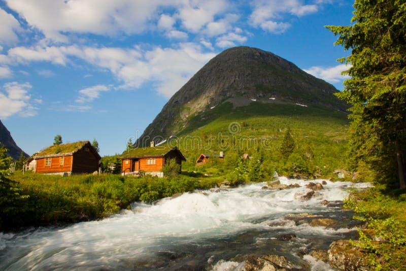 Download Wild river stock image. Image of summer, sunbeams, fantasy - 26808451