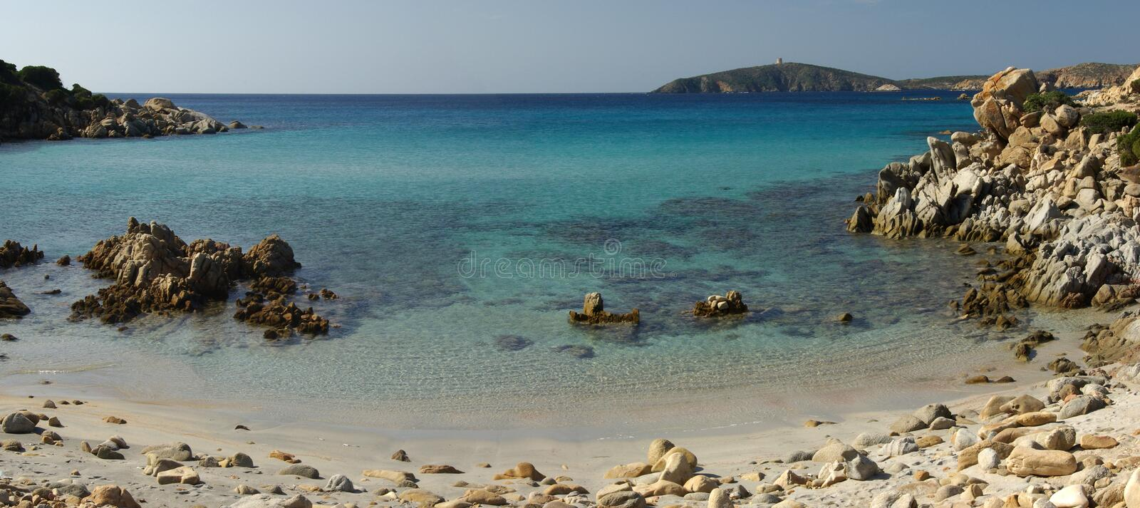 Download Wild View - Perdalonga Beach - Sardinia Stock Image - Image: 6906215