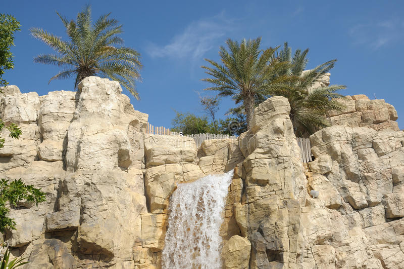 Download Wild Wadi Water Park In Dubai Stock Photo - Image: 10609676