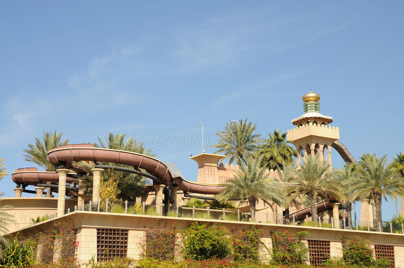 Download Wild Wadi Water Park In Dubai Stock Photography - Image: 7998802
