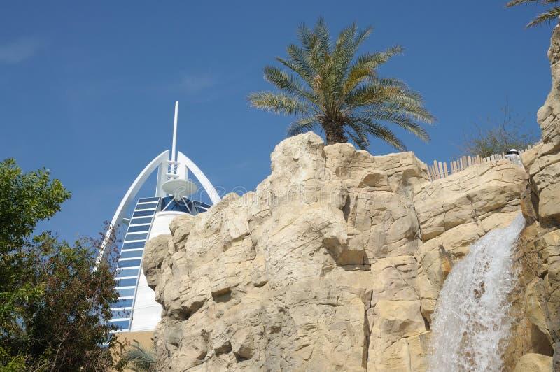 Wild Wadi Waterpark In Dubai Royalty Free Stock Images