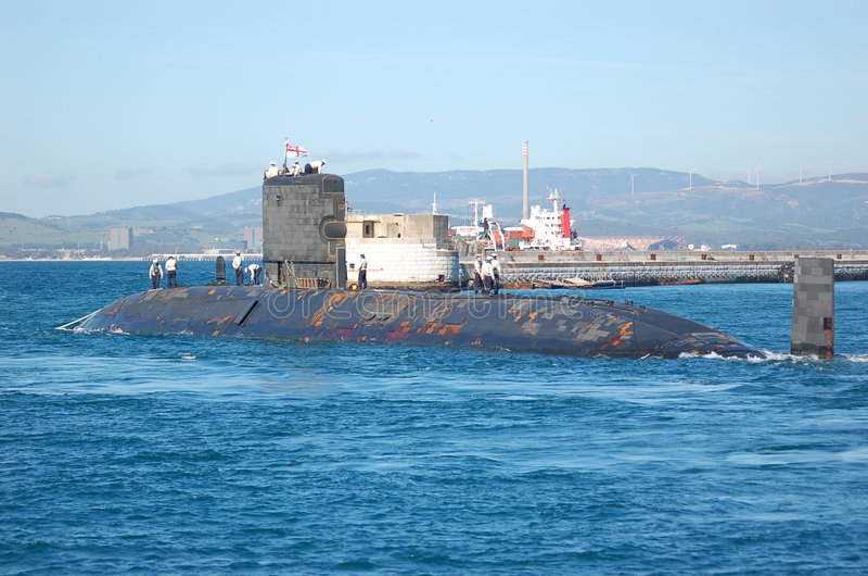 Wilde HMS stock fotografie