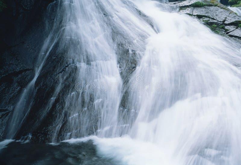 Wilde Waterachtergrond of textuur royalty-vrije stock afbeeldingen