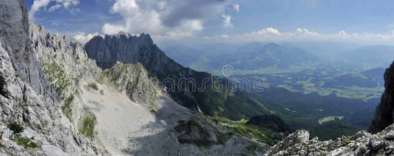 Download Wilder Kaiser in Austria stock image. Image of green - 13915391