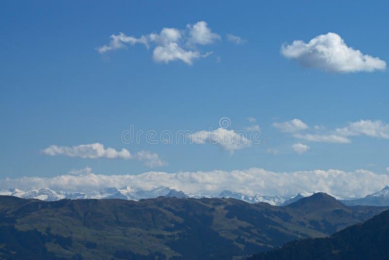 Wilder Kaiser, Tyrol, Autriche photographie stock