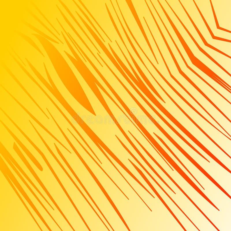 WILDER TIG LINES ETHNISCHES GOLD WINT LINES EXOTICO lizenzfreie stockfotografie