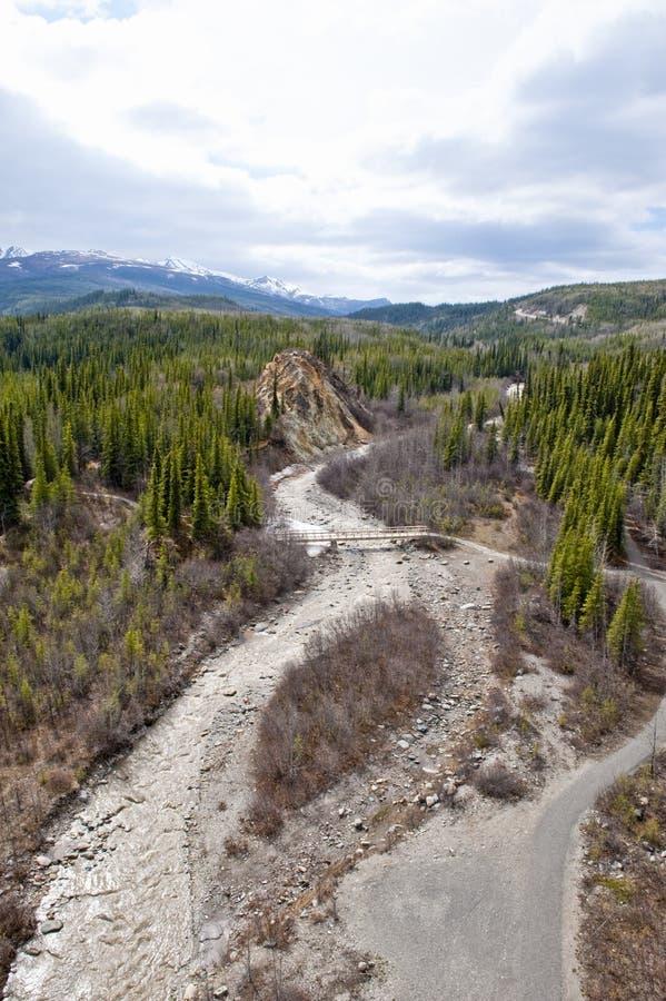 Download Wilderness riverbed stock image. Image of forestland - 11094101