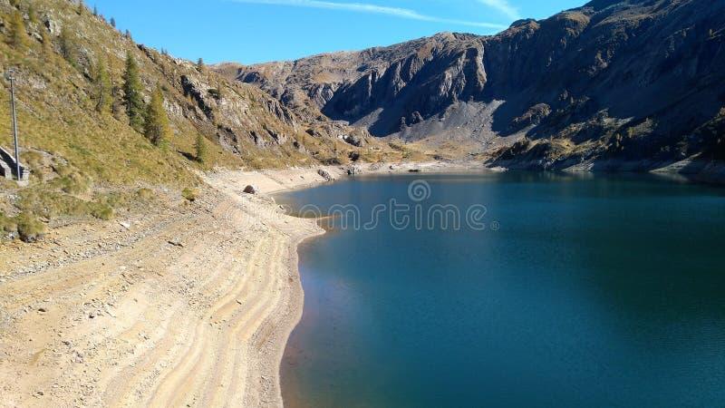 Wilderness, Tarn, Glacial Lake, Mountain Pass stock photography