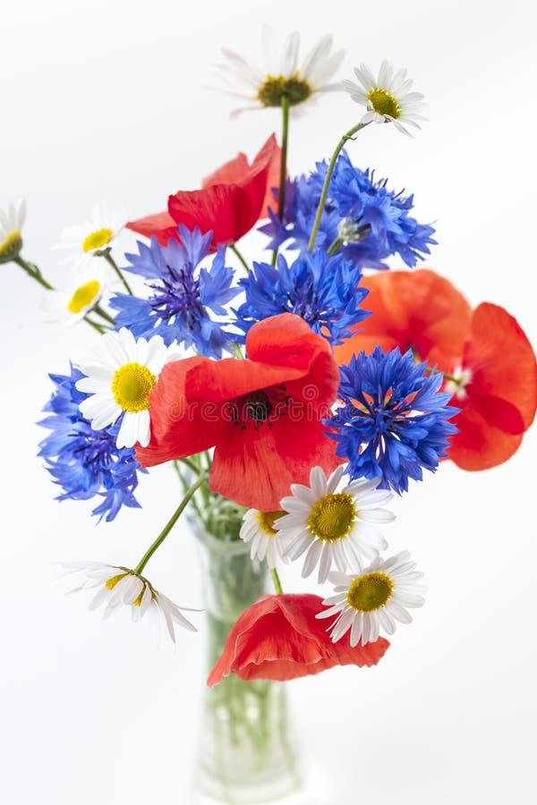 Wildflowerboeket stock fotografie