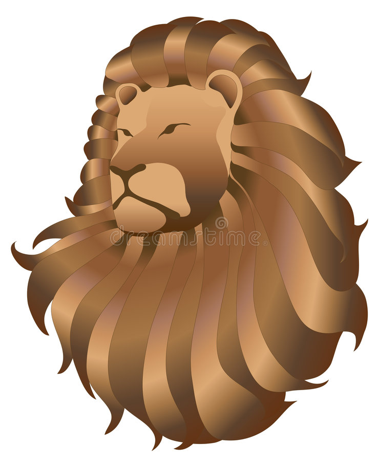 Wildlife Lion Art 1