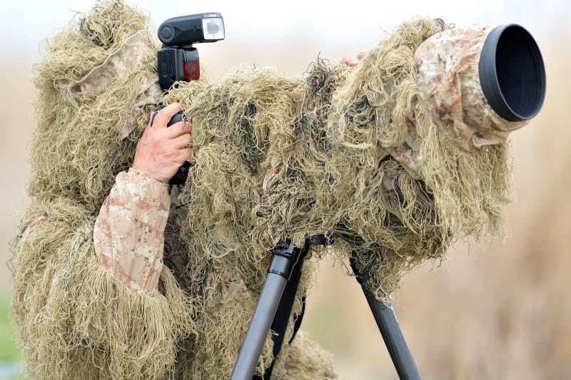 Download Wildlife Photographer Outdoor Stock Image - Image: 22661393