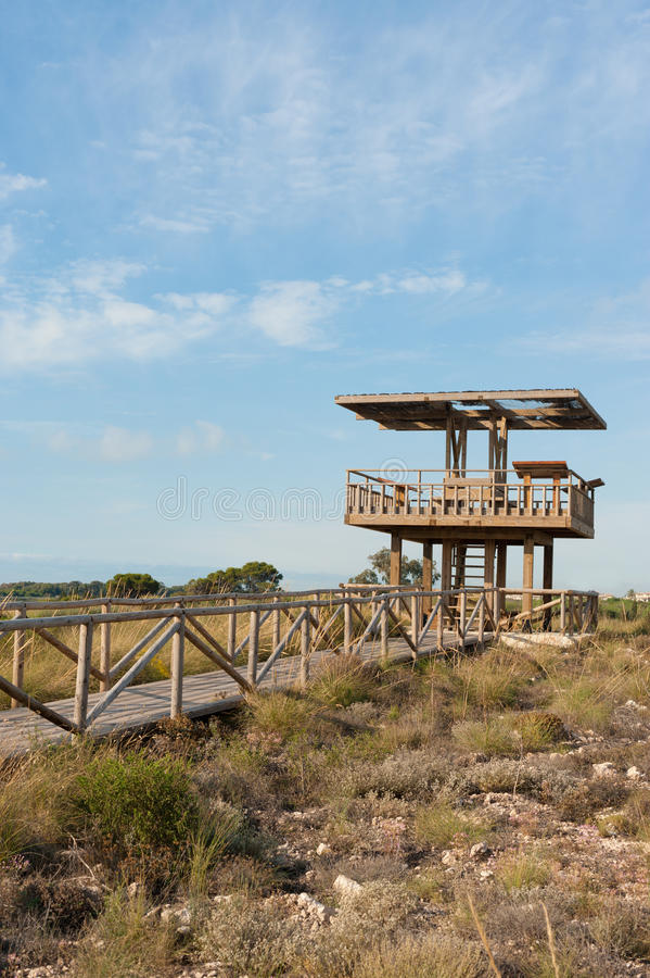 Download Wildlife watchtower stock photo. Image of watchpoint - 19863324