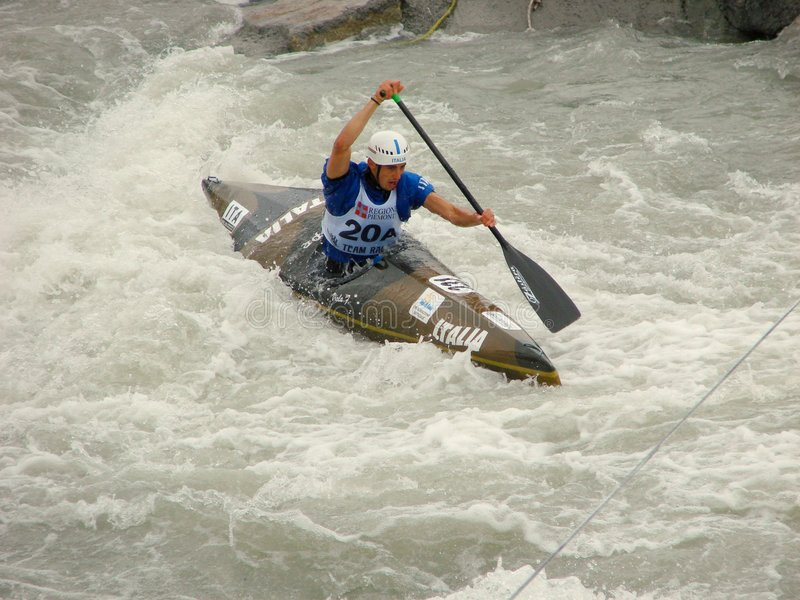 Wildwater World Championships Editorial Image