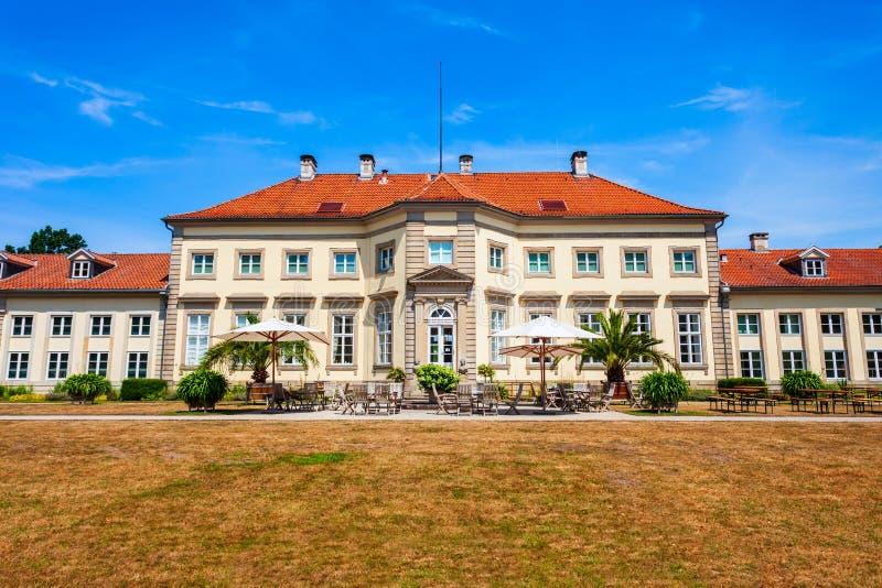 Wilhelm Busch Museum i Hannover arkivbilder