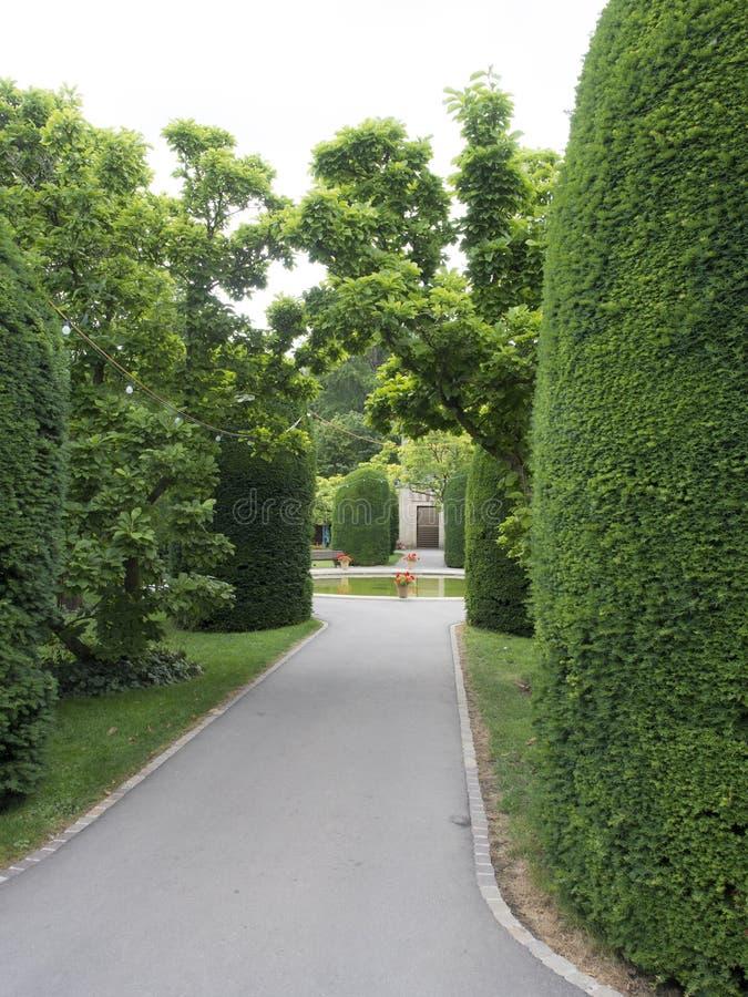 Wilhelma-Gärten, Stuttgart stockfoto