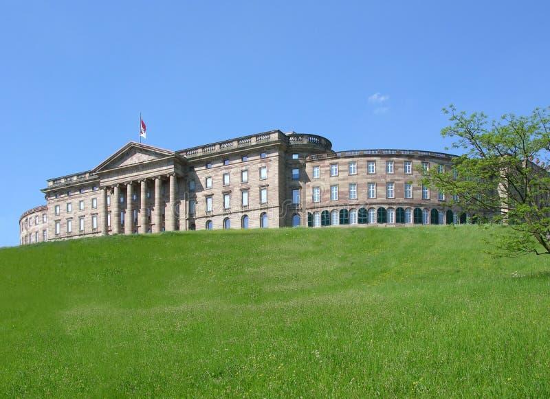 wilhelmshoehe german Kassel pałacu zdjęcia royalty free