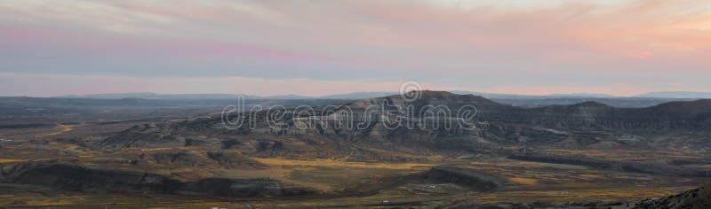 Wilkins Peak, Wyoming stock images