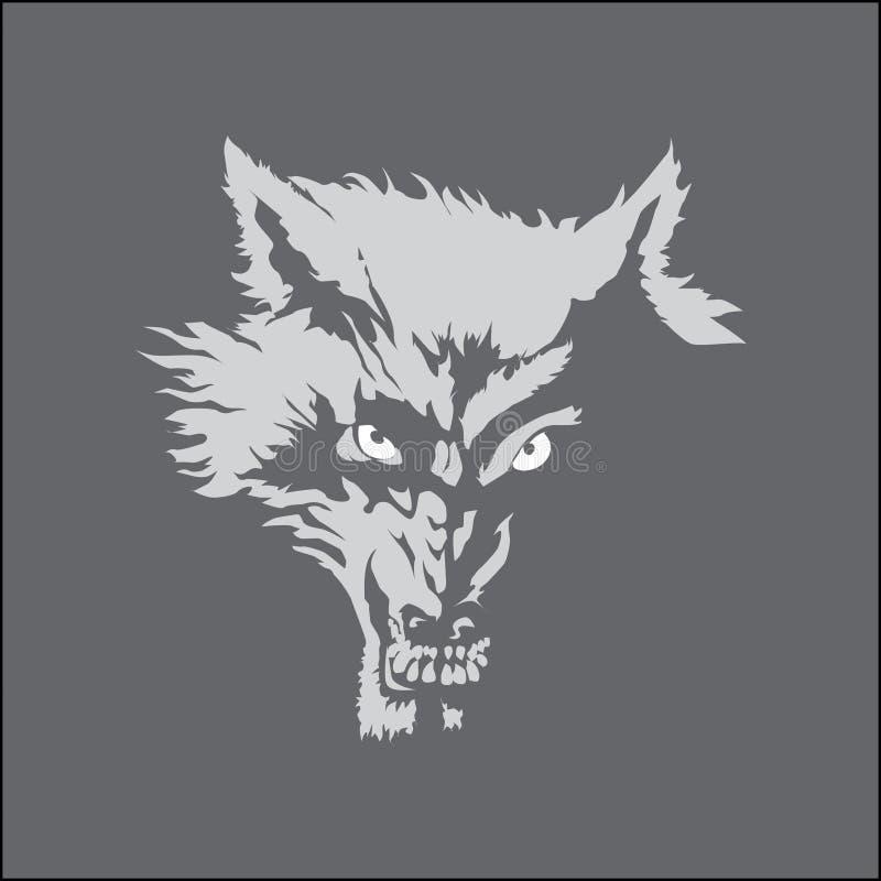 wilkołak zdjęcie stock