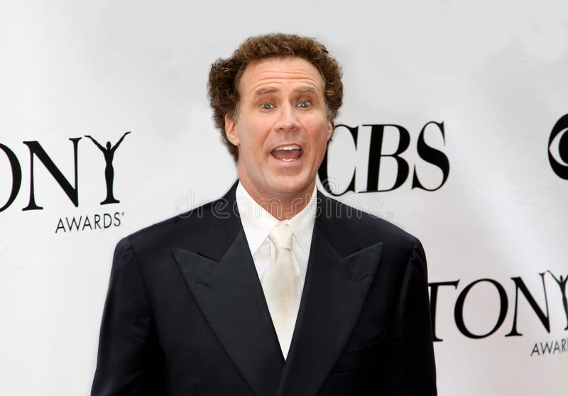 Will Ferrell royalty free stock images