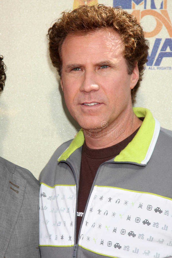 Will Ferrell royalty free stock photography