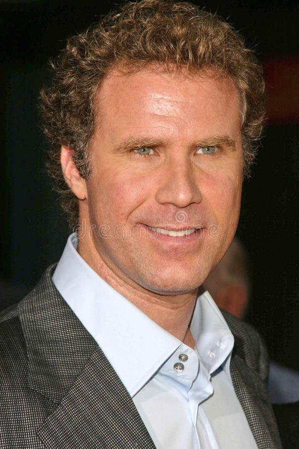 Will Ferrell stock fotografie