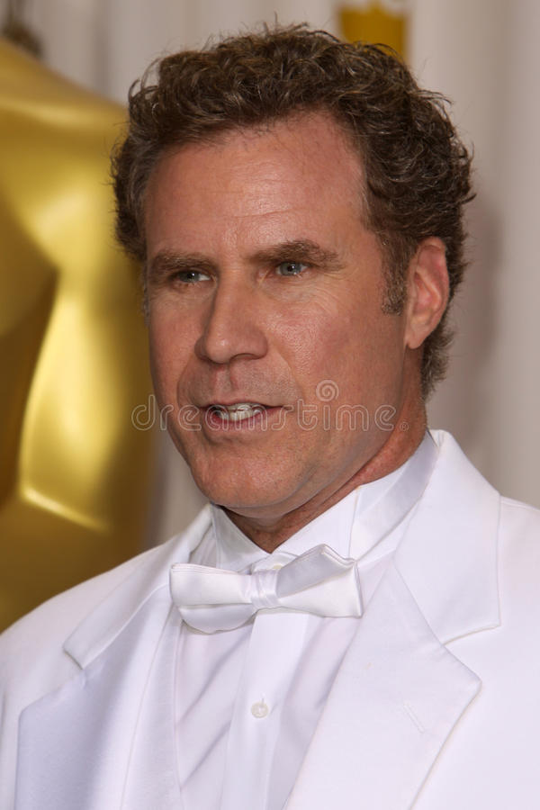 Will Ferrell stock image