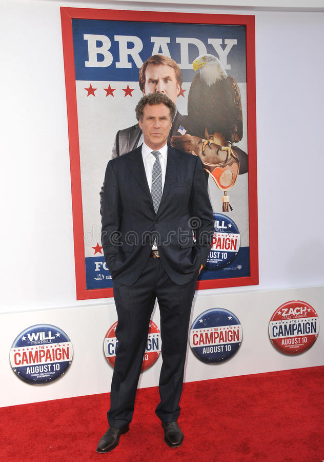 Will Ferrell images stock