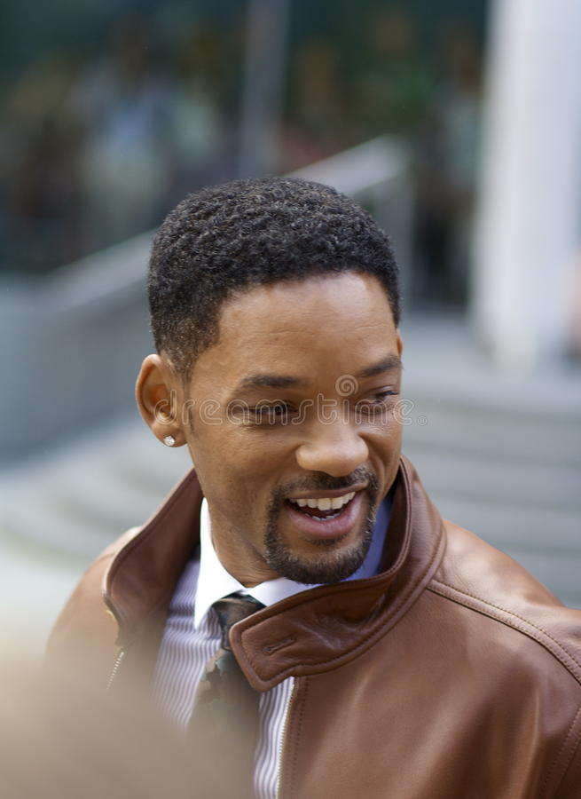 Download Will Smith editorial stock image. Image of celebrity - 15269209