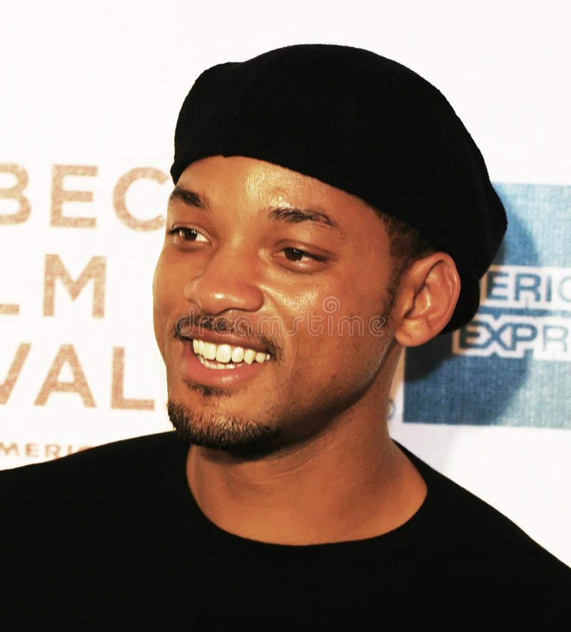 Will Smith image stock