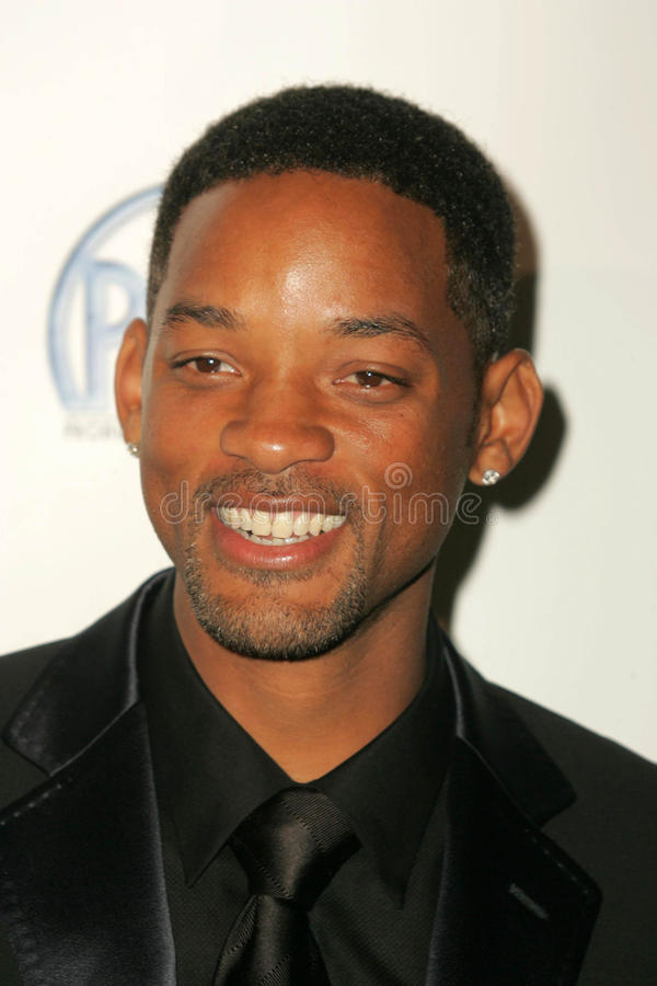 Will Smith photographie stock