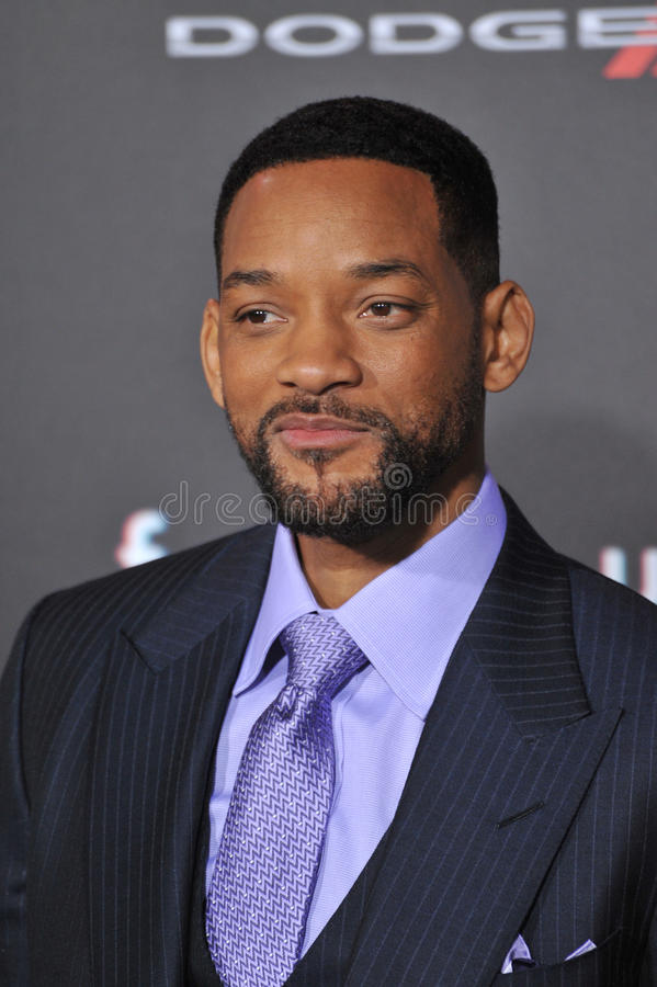 Will Smith obraz stock