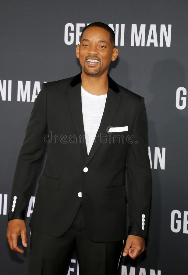Will Smith royalty free stock photography