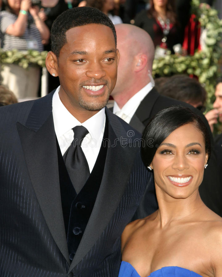 Download Will Smth Jada Smith 78th Academy Award Arrivals Kodak Theater Hollywood, CA March 5, 2006 Editorial Photo - Image: 19754476