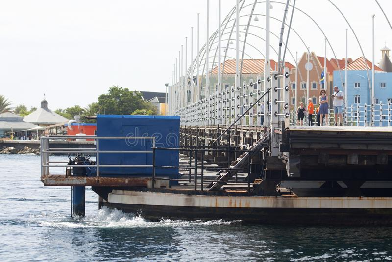 Willemstad,库拉索岛 免版税库存图片
