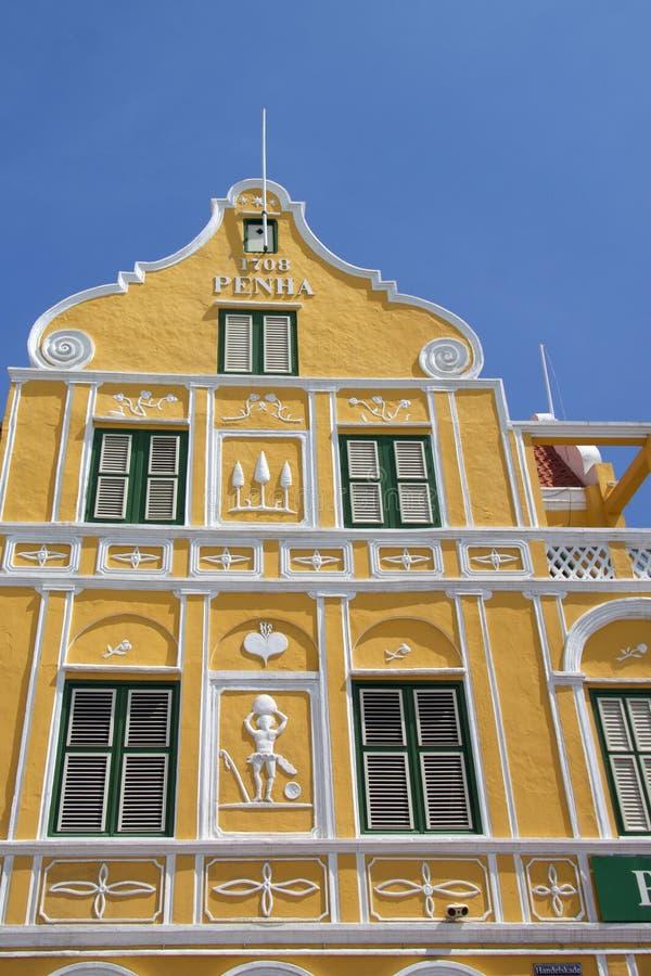 Willemstad, Κουρασάο στοκ φωτογραφίες