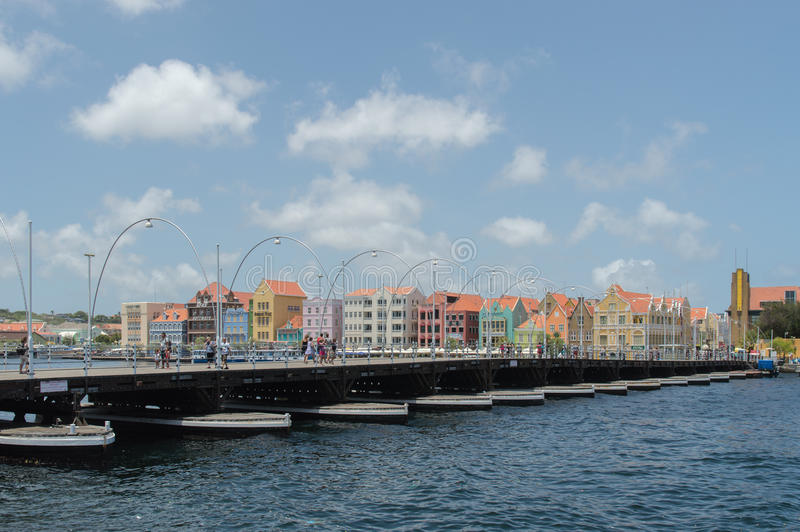 willemstad royaltyfri foto