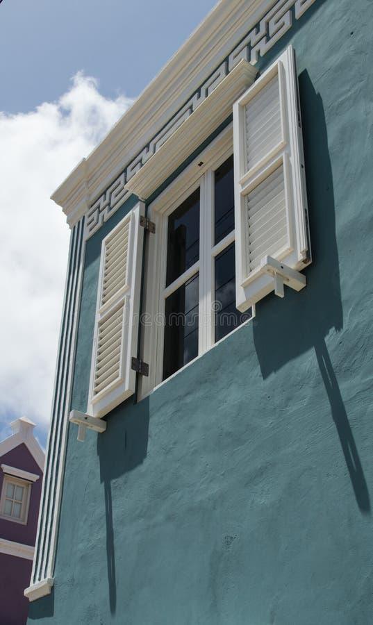 Willemstad Curaçao fotos de archivo