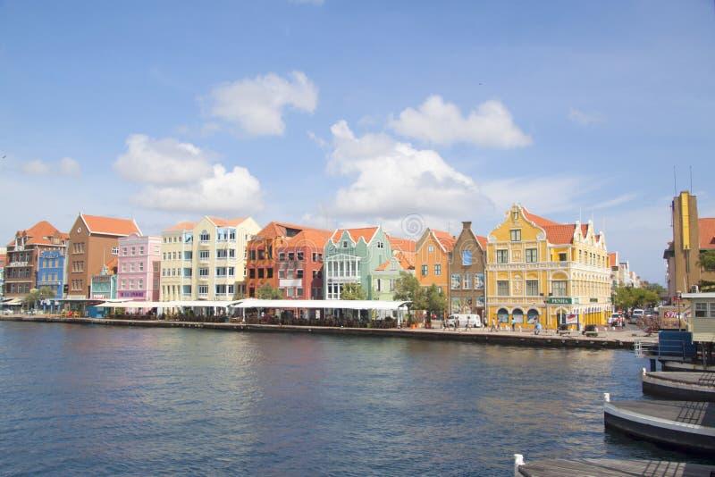 Willemstad, Curacao obraz stock