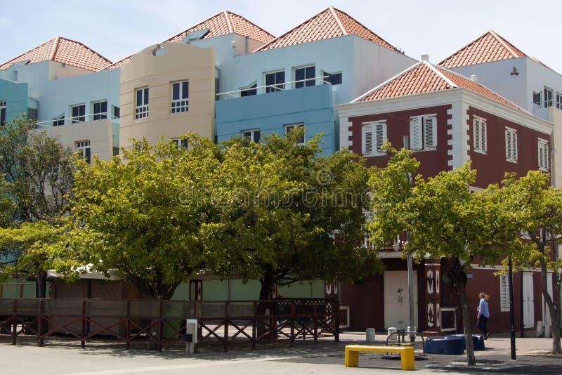 Willemstad, Curacao zdjęcia royalty free