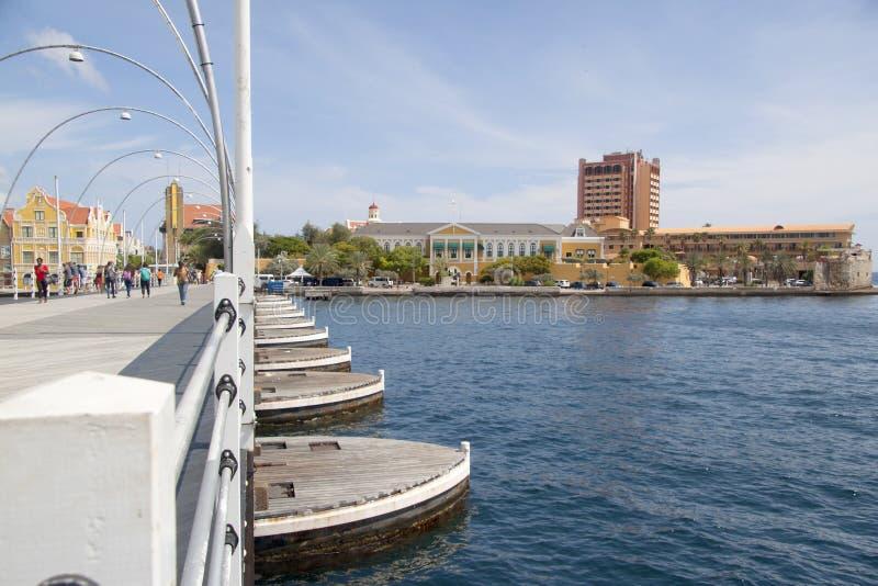 Willemstad, Curacao zdjęcia stock